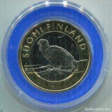 Monedas antiguas de Europa: FINLANDIA 2014 , 5€ BIMETALICA ALAND. Lote 74026431