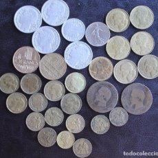 Monedas antiguas de Europa: LOTE DE MONEDAS FRANCESAS. 32 MONEDAS. Lote 75138071