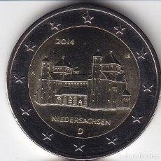 Monedas antiguas de Europa: 2 € EUROS - ALEMANIA 2014 - IGLESIA DE SAN MIGUEL DE HILDESHEIM (CECA F) - PEDROIG - SIN CIRCULAR. Lote 109508659