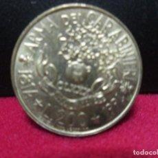 Monedas antiguas de Europa: 200 LIRAS 1814 ,1994 CONMEMORATIVA ARMA DEL CARABINIERI. Lote 81153744
