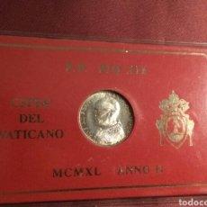 Monedas antiguas de Europa: CINCO LIRAS VATICANO 1940. Lote 82205154