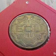 Monedas antiguas de Europa: MONEDA 1 ECU HOLANDA. ZOETERMEER WAAR ANDERS! 1990. Lote 83552880