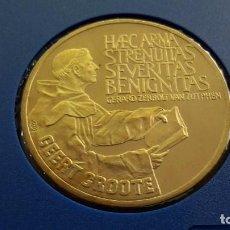 Monedas antiguas de Europa: MONEDA 2 1/2 ECU 1990. HOLANDA. GEERT GROOTE. Lote 83662156