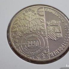 Monedas antiguas de Europa: MONEDA 2 1/2 ECU 1990. HOLANDA. EMMELOORD. Lote 83662608