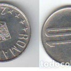 Monedas antiguas de Europa: MONEDA RUMANIA ROMANIA 10 BANI 2016. Lote 83998900