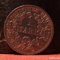 Monedas antiguas de Europa: MONEDA 1 MARCO 1 MARK PLATA 1907 CECA A (REF.183). Lote 84472940