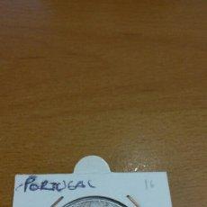 Monedas antiguas de Europa: MONEDA PORTUGAL 500 REÍS PLATA 1896. Lote 85309496
