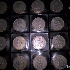Monedas antiguas de Europa: REINO UNIDO. 16 MONEDAS. Lote 86723728