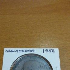 Monnaies anciennes de France: MONEDA DE INGLATERRA 1854 UN PENIQUE. Lote 86836407