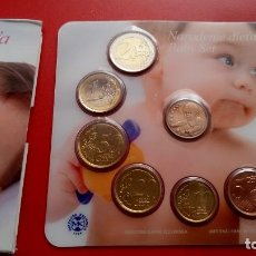 Monedas antiguas de Europa: BONITO BLISTER CARTERA DE MONEDAS ESLOVAQUIA EURO 2009 BABY SET EDICION MUY LIMITADA A 3000 PIEZAS. Lote 215895987