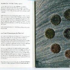 Monedas antiguas de Europa: FINLANDIA CARTERA EURO COIN SET 2010 OFFICIAL ISSUE JUBILEO. Lote 87374308