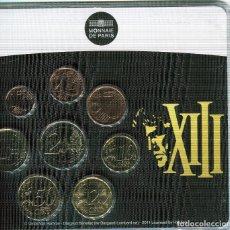 Monedas antiguas de Europa: FRANCIA CARTERA EURO COIN SET 2011 OFFICIAL ISSUE COMIC XIII. Lote 87374368