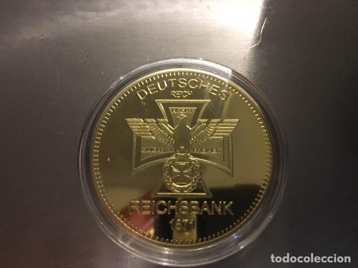 Replica Moneda Alemana Deutsches Reich Bank 187 Comprar Monedas