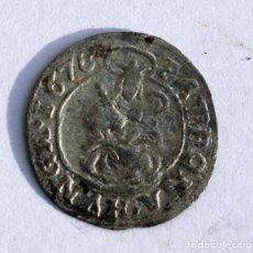 Monedas antiguas de Europa: DENARIO 1678 LEOPOLDO I HUNGRIA PLATA. Lote 89386664