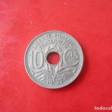 Monedas antiguas de Europa: FRANCIA. 10 CENTIMOS DE 1933. Lote 89843672