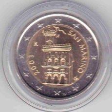 Monedas antiguas de Europa: 2 EUROS SAN MARINO 2003 SIN CIRCULAR, S/C, ENCAPSULADA,EN CÁPSULA DE PLÁSTICO. Lote 90416949