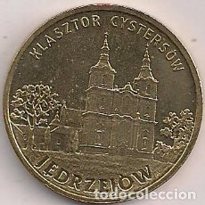 Monedas antiguas de Europa: POLONIA - 2 ZLOTE 2010 - Y# 710 - SERIE CIUDADES DE POLONIA: JEDRZEJOW. Lote 90757215