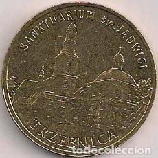 Monedas antiguas de Europa: POLONIA - 2 ZLOTE 2010 - Y# 711 - SERIE CIUDADES DE POLONIA: TRZEBNICA. Lote 90757475