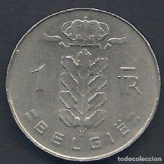Alte Münzen aus Europa - BÉLGICA - 1 FRANC 1972 - MUY EBC - VISITA MIS OTROS LOTES DE OCASIÓN DE VERANO - 90823910