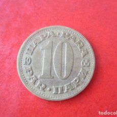 Monedas antiguas de Europa: YUGOSLAVIA. 10 PARA. 1965. Lote 91791485