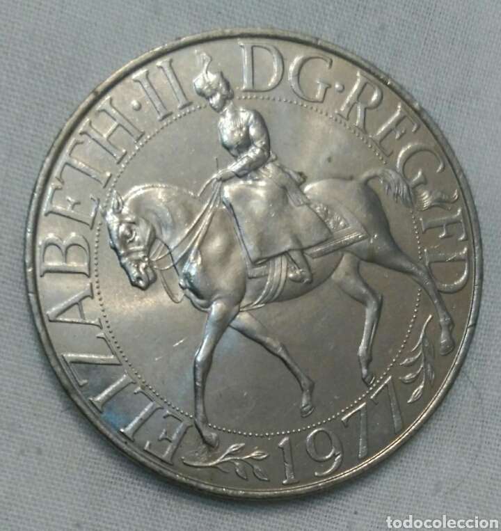 Medalla Del Jubileo De Elizabeth Ii Dg Reg Fd 1 Comprar Monedas