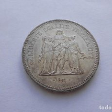 Monedas antiguas de Europa: FRANCIA 50 FRANCOS 1977 SC. Lote 94179330