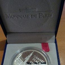 Monedas antiguas de Europa: MONEDA DE PLATA FRANCIA. 100 FRANCOS 22.2 GRM 1996 DIÁMETRO. Lote 94259305