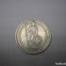 Monedas antiguas de Europa: SUIZA, 2 FRANCOS DE PLATA DE 1958 B. . Lote 94262315