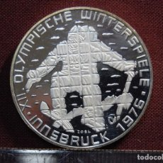 Monedas antiguas de Europa: MONEDA DE PLATA DE 100 CHELINES DE AUSTRIA DEL AÑO 1976.PROOF.. Lote 95226163