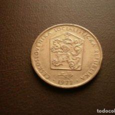 Monedas antiguas de Europa: CHECOSLOVAQUIA 2 CORONAS 1972. Lote 95822475