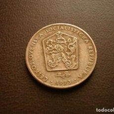 Monedas antiguas de Europa: CHECOSLOVAQUIA 2 CORONAS 1973. Lote 95822519