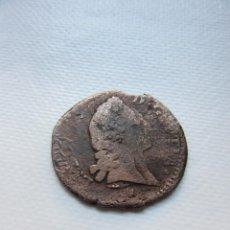 Monedas antiguas de Europa: MONEDA TIPO SOL DE LUIS XV DE FRANCIA FECHADA EN 1771. Lote 95823947