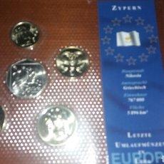 Monedas antiguas de Europa: COLECCIÓN DE MONEDAS DE CHIPRE. Lote 95898543