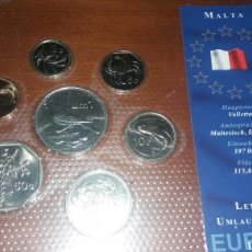 Monedas antiguas de Europa: COLECCIÓN DE MONEDAS DE MALTA. Lote 95898835