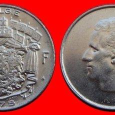 Monedas antiguas de Europa: 10 FRANCOS 1975 SIN CIRCULA BELGIE BELGICA 0498SC COMPRAS SUPERIORES 40 EUROS ENVIO GRATIS. Lote 98727943