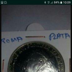 Monedas antiguas de Europa: MONEDA CONMEMORATIVA DE PLATA DEL VATICANO 3,5 DE DIAMETRO. Lote 96209027