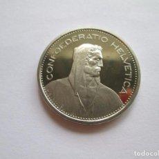 Monedas antiguas de Europa: SUIZA * 5 FRANCOS 1979 * PROOF. Lote 96403051