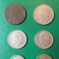 Monedas antiguas de Europa: LOTE DE 6 MONEDAS GRIEGAS.. Lote 96598799