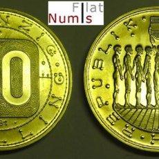 Monedas antiguas de Europa: AUSTRIA - 20 CHELINES - 1981 - PROOF . Lote 96695699