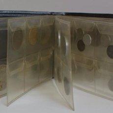 Monedas antiguas de Europa: LOTE DE 36 MONEDAS ANTIGUAS DIFERENTES PAISES (ALBUM INCLUIDO). Lote 96704491