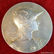 Monedas antiguas de Europa: MEDALLA DE PLATA. SOCIETE D'HORTICULTURE D'ARMENTIERES. A. RIVES. FRANCIA 1927.. Lote 98186871