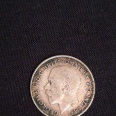 Monedas antiguas de Europa: MONEDA DE 3 PENIQUES DE PLATA GEORGIVS V 3D. Lote 98725519