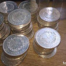 Monedas antiguas de Europa: FRANCIA. 50 FRANCOS DE PLATA. UNIDADES DISPONIBLES 155. Lote 195236843