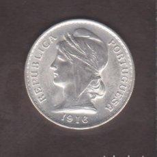 Monedas antiguas de Europa: MONEDAS EXTRANJERAS - PORTUGAL - 50 CENTAVOS 1916 - AG - FS-107. Lote 99824363