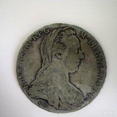 Monedas antiguas de Europa: TÁLER MARÍA TERESA.. Lote 100331087