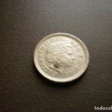Monedas antiguas de Europa: GRAN BRETAÑA 5 PENIQUES 2001. Lote 101152731