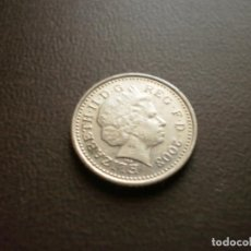 Monedas antiguas de Europa: GRAN BRETAÑA 5 PENIQUES 2003. Lote 101152779