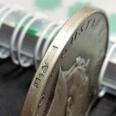 Monedas antiguas de Europa: MEDALLA DE PLATA PURA. REY GUSTAF VI ADOLF DE SUECIA.EBC.. Lote 101159683