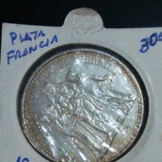Monedas antiguas de Europa: MONEDA FRANCIA PLATA 10 FRANCOS 1935. Lote 101349790