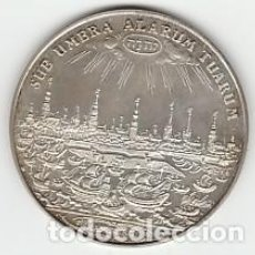 Monedas antiguas de Europa: ECUS DE HAMBURGO- AMSTERDAM- NUREMBERG Y VENECIA-AÑO 1665-PLATA. Lote 101546419